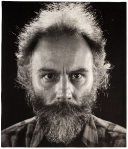 Chuck Close, Lucas-tapestry, 2011