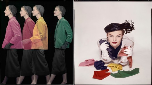 Spring Fashion and Lilian Macusson
