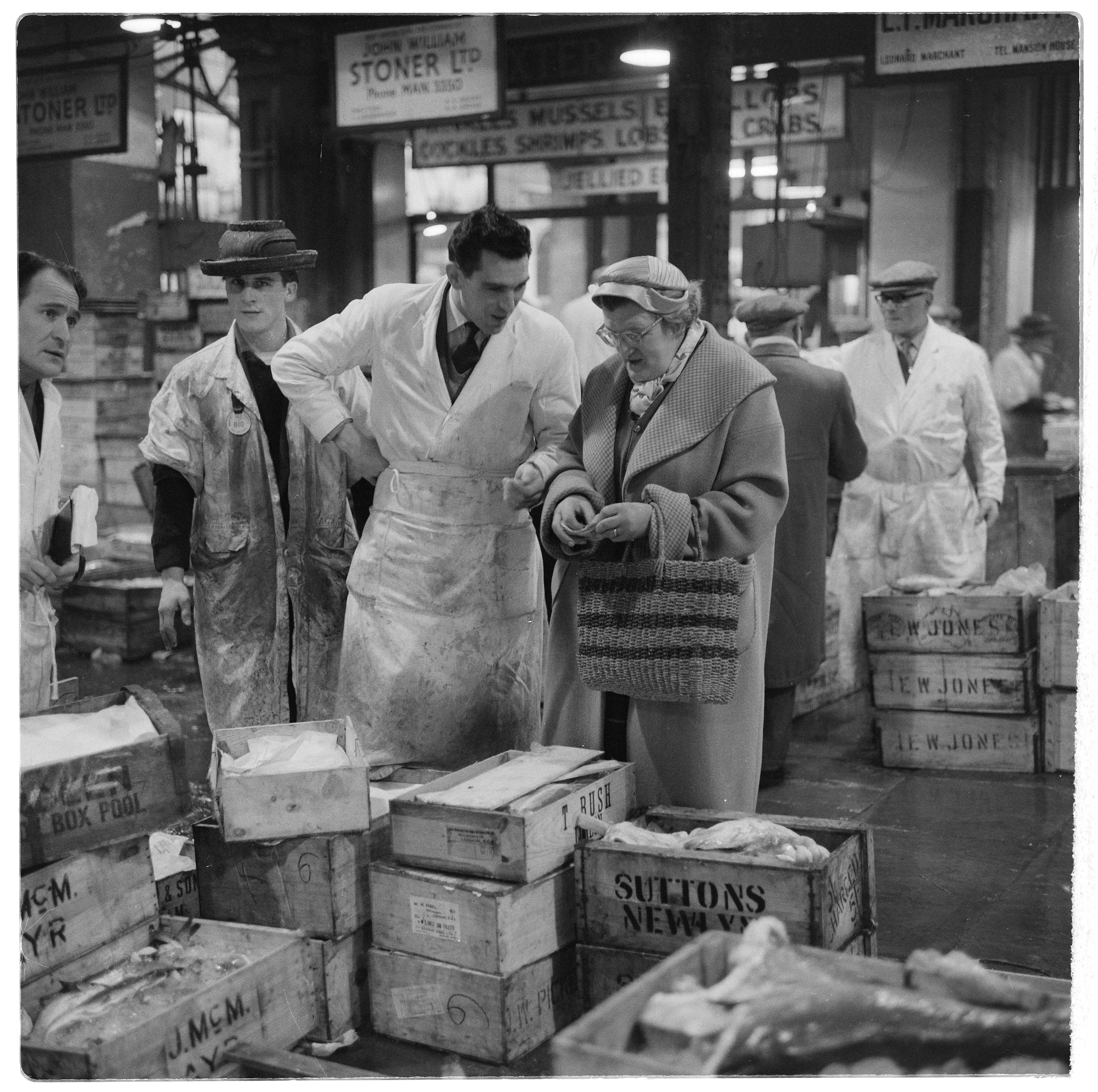 Once upon a time lawfully chic for Fish market queens