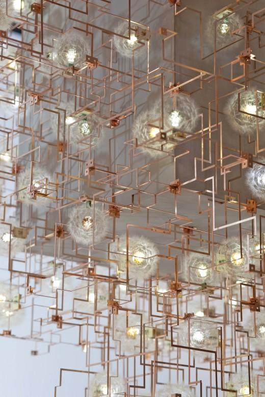 Fragile Future by Ralph Nauta & Lonneke Gordijn courtesy of Carpenters Workshop Gallery (detail)