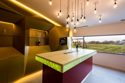 Monday 22nd September 2014 Ridgeview Wine Estate launches their new tasting room. Ditchling, Sussex, UK.