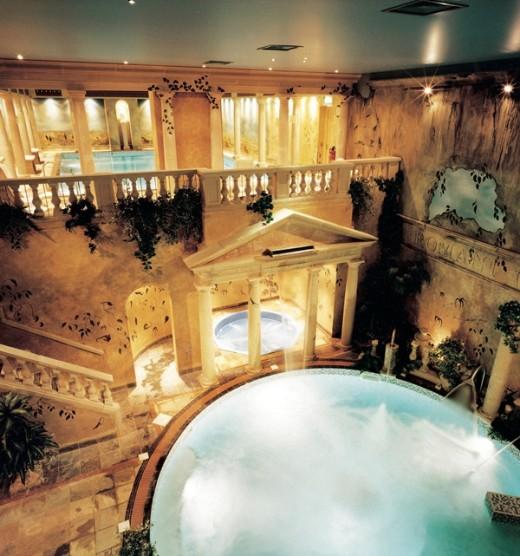 Utopia Spa at Rowhill Grange Hotel.