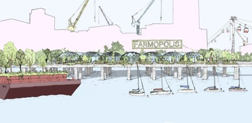 Famopolis on The Jetty