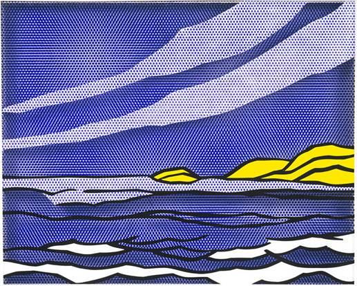 Roy Lichtenstein: Between Sea and Sky