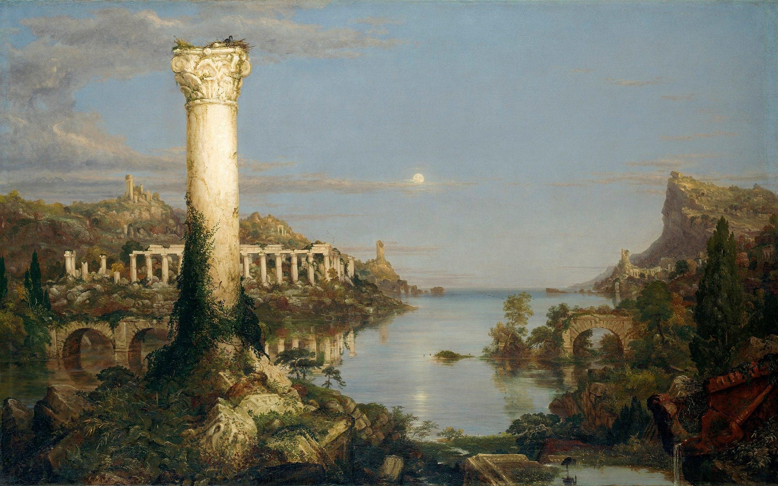 Thomas Cole: Eden to Empire exhibition