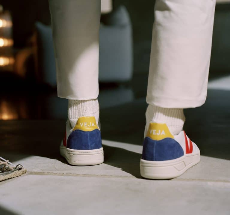 Do shoes get any more sustainable than Veja?