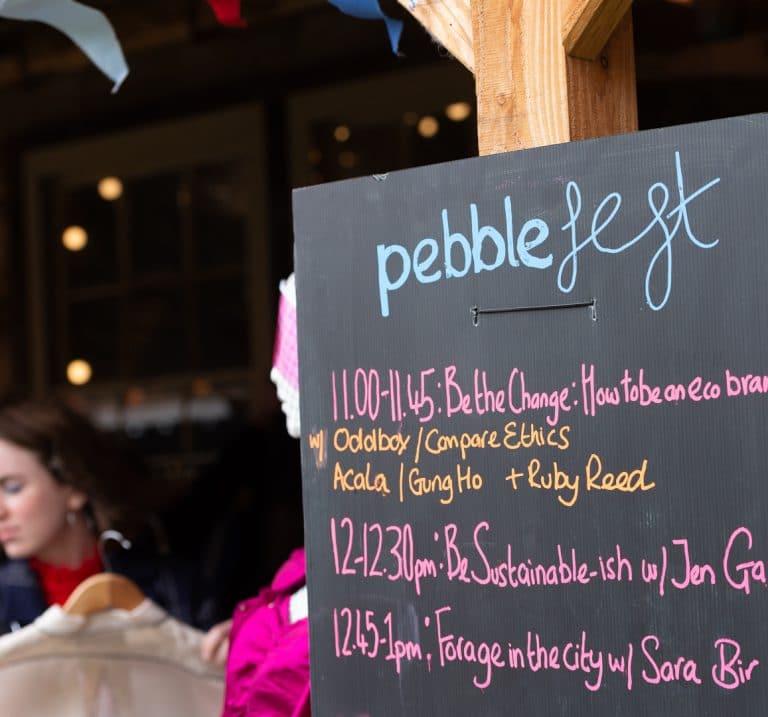 Pebblefestive – London's biggest ethical market