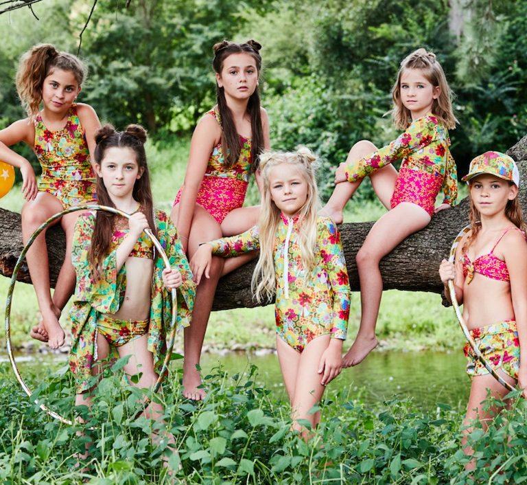 Olga Valentine – Exclusive Lawfully Chic discount on sustainable children's swimwear