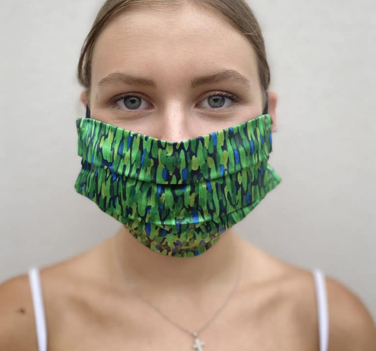 Facing the future with ethical face masks
