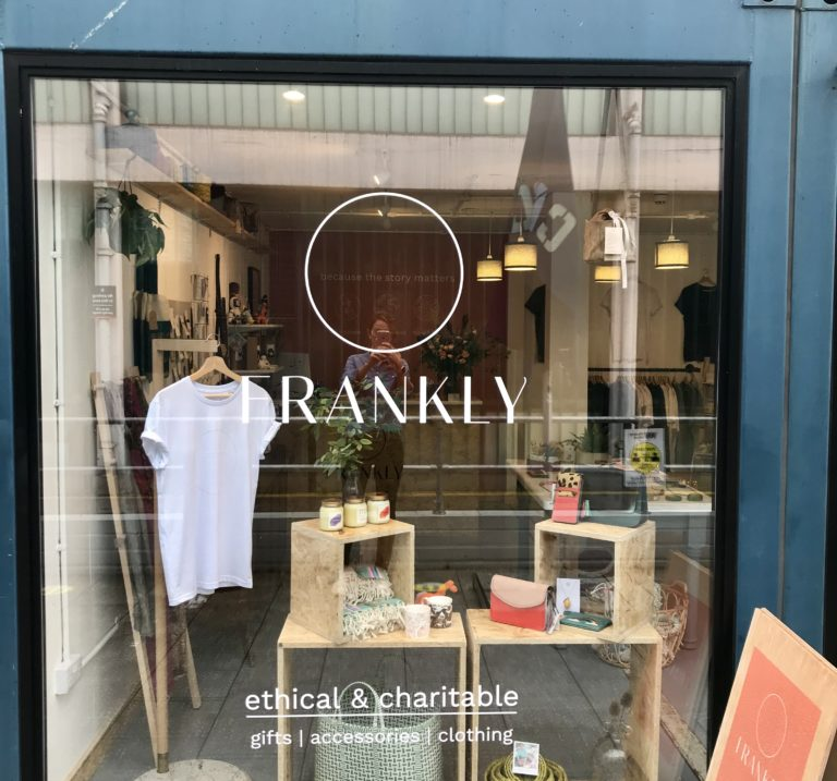 Frankly, it's ethical, fair and stylish