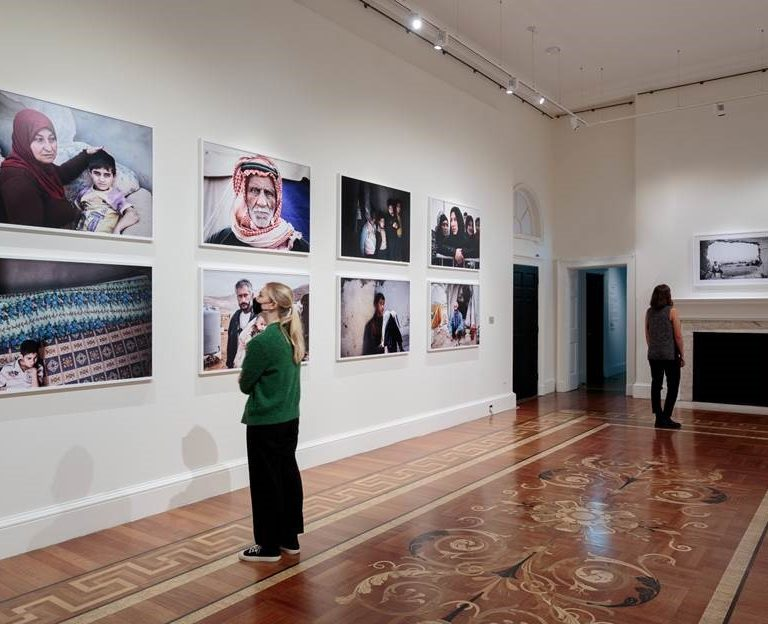 A Virtual Tour of the Leila Alaoui Retrospective at Somerset House